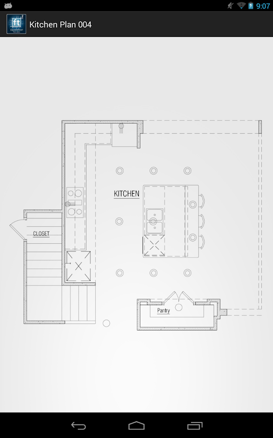 Square Foot Floor Plans Android Apps On Google Play