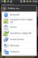 Screenshot of Rajoy Droid Free