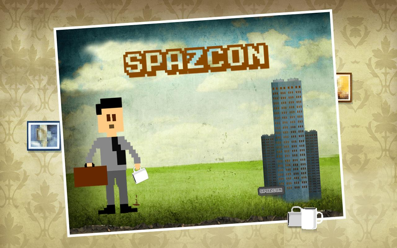 Spazcon- screenshot