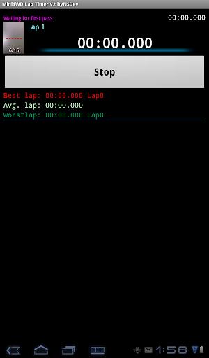 Mini4WD Lap Timer V2 byNSDev 1.2.3 Windows u7528 8