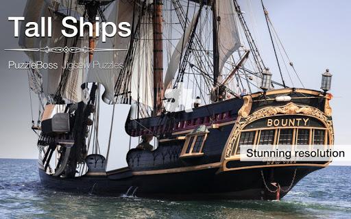 Tall Ship Jigsaw Puzzles Demo