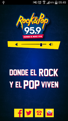 Radio Rock&Pop - screenshot