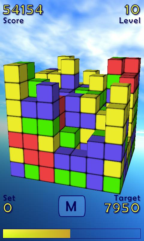 Color Cubes - screenshot