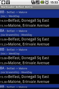 Belfast Metro by Markvader - screenshot thumbnail