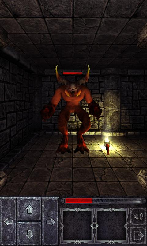Dungeon Explorer- screenshot