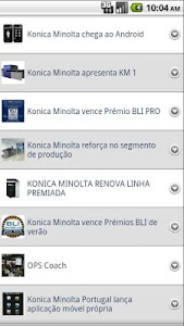 Konica Minolta Portugal screenshot 1
