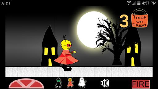 Halloween Candy Capture