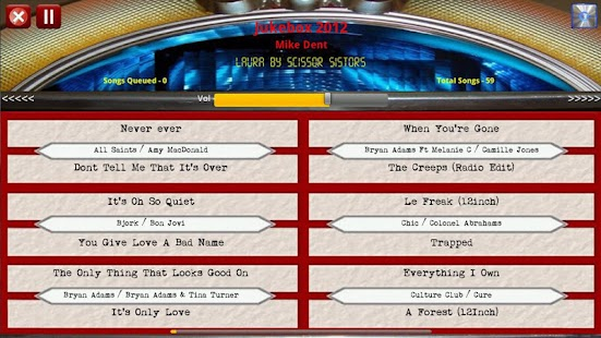 Jukebox 2012 Free Edition- screenshot thumbnail