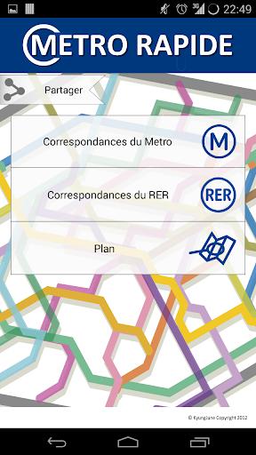 MetroRapide Free
