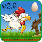 Jumping Chicken icon