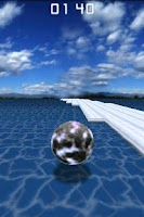 Screenshot of JumpyBall 3D