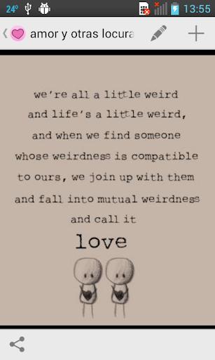 Amor y otras locuras