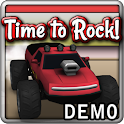 Time to Rock Racing Demo logo