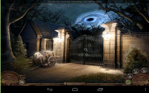 "Игра ""Voodoo Whisperer CE"" для планшетов на Android"