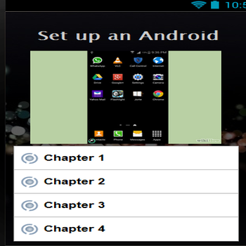 Set up an Android
