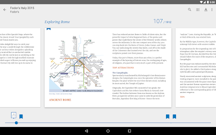 Google Play Books Screenshot 4