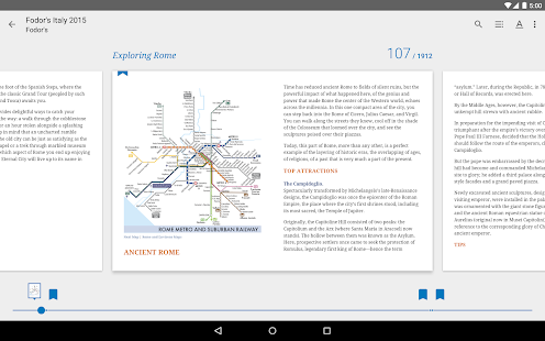 Google Play Books Screenshot 11