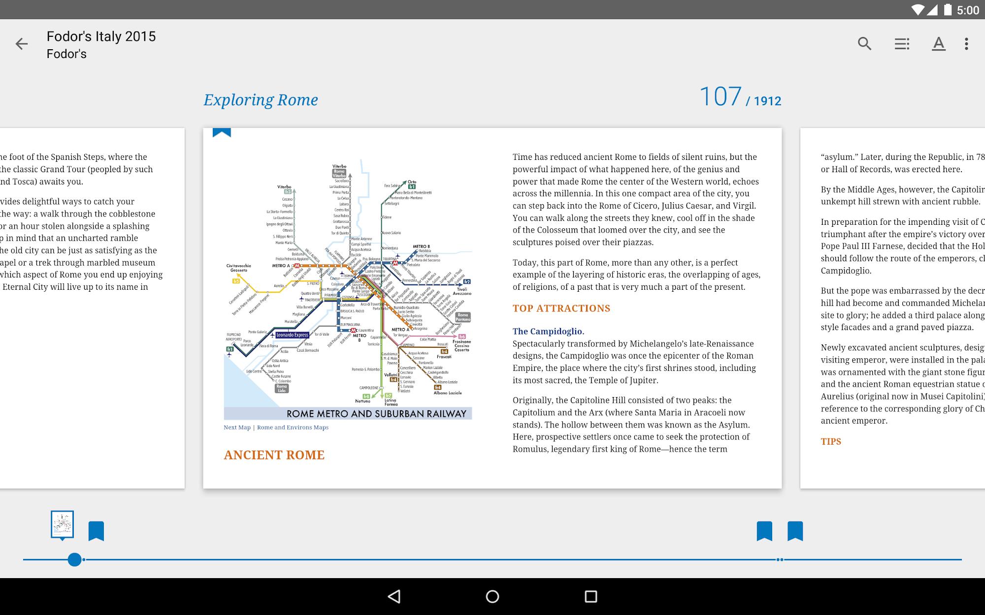Google Play Books screenshot #11