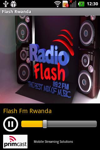 Flash Rwanda