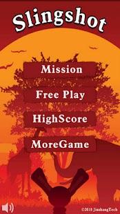 Slingshot Free- screenshot thumbnail
