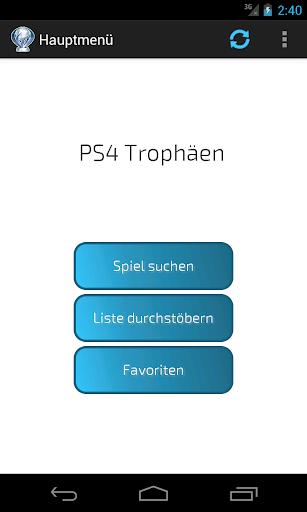 Trophäen Guide für die PS4