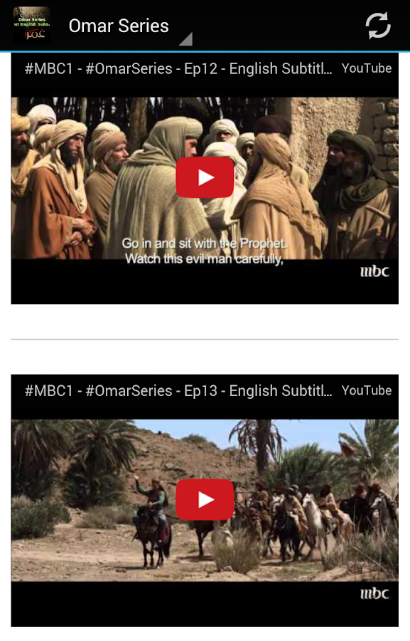 omar ibn khattab series download