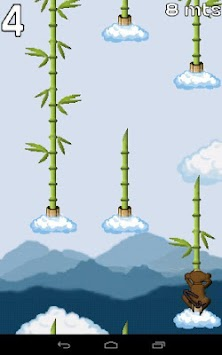 Bamboo Monkey apk screenshot