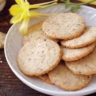 Lemon Citrus Tea Cookies