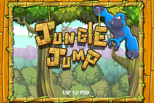 Jungle Jump - Jake's Adventure