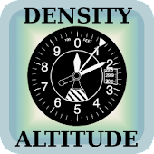 Density Altitude Calculator