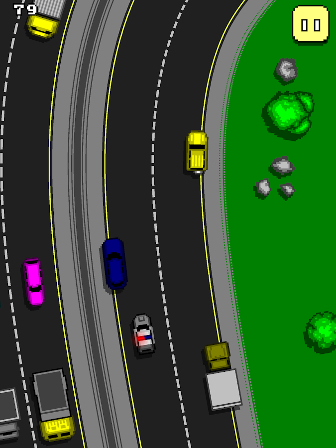 Cop Car - To the rescue- screenshot