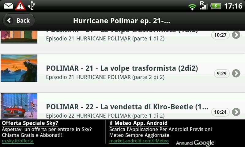 Hurricane Polimar- screenshot