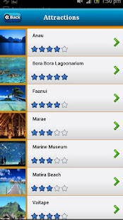 Bora Bora Offline Travel Guide- screenshot thumbnail
