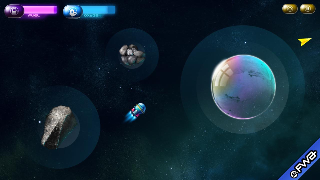 Spaced Away - screenshot