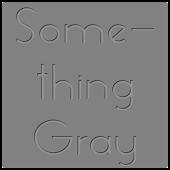 Something Gray UCCW [Clock]