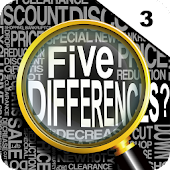 Five Differences? vol.3
