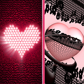 Fashion hearts wallpapers