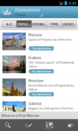 Poland Travel Guide by Triposo