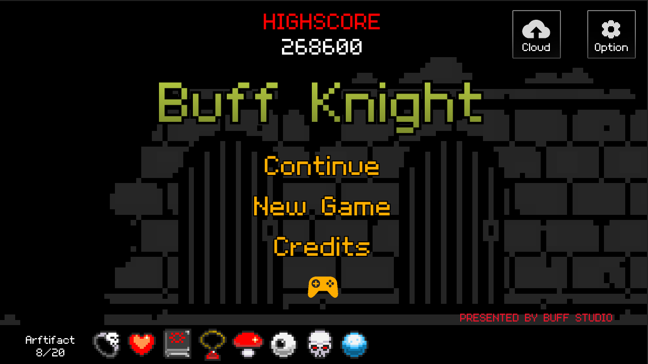 Buff Knight - RPG Runner- screenshot