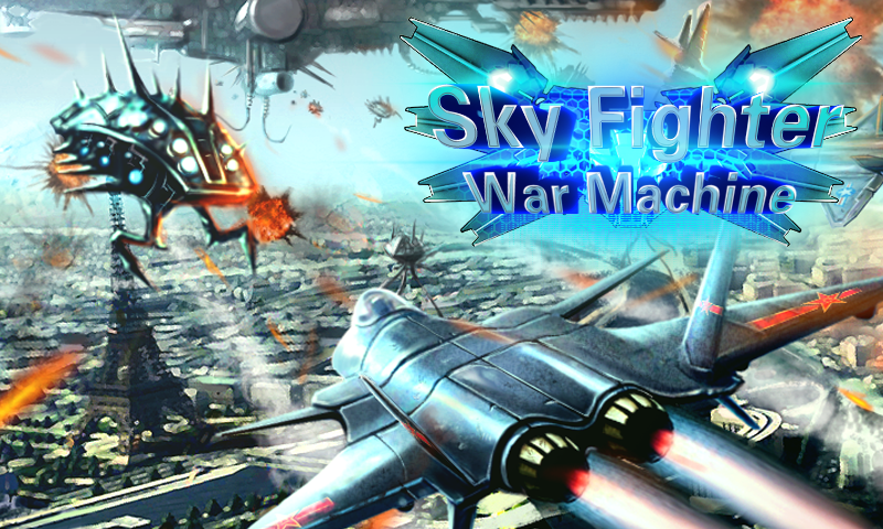 Sky Fighter War Machine - screenshot