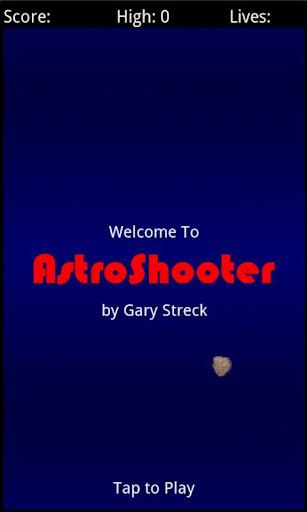 AstroShooter