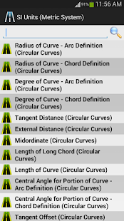 Highway and Road Calculator- screenshot thumbnail