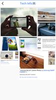 Screenshot of Samsung Content Viewer