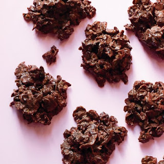 Chocolate-Cherry Clusters.