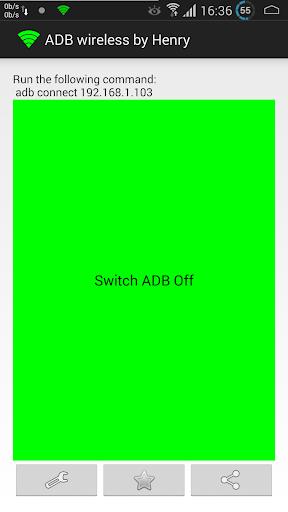 ADB Wireless (root) 1.2 screenshots 7