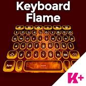 Keyboard Flame