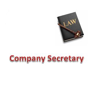 Company Secretary Act 1980 - Android Apps on Google Play