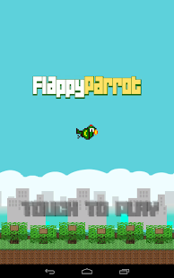 Flap Parrot Wings