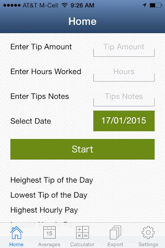 Tip Trackr