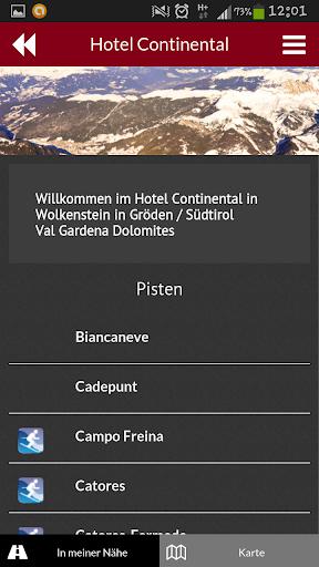 【免費旅遊App】Hotel Continental-APP點子